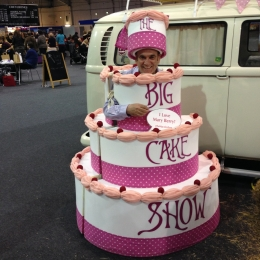 Gordon Big Cake Show