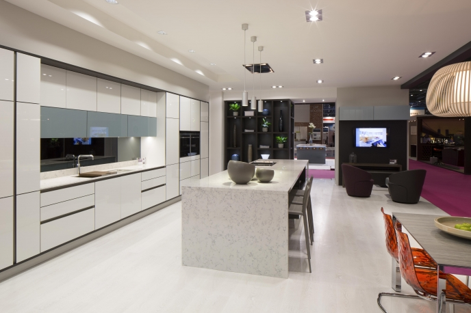 Grand designs 2014 Kitchen design shops exeter