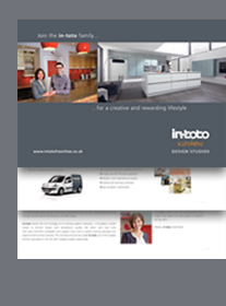 Download the intoto franchise brochure